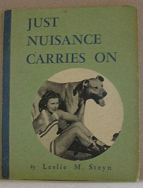 JUST NUISANCE CARRIES ON: Steyn, Leslie M.