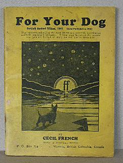 FOR YOUR DOG: French, Cecil