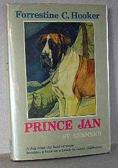 PRINCE JAN, ST. BERNARD: Hooker, Forrestine C.