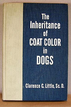 THE INHERITANCE OF COAT COLOR IN DOGS
