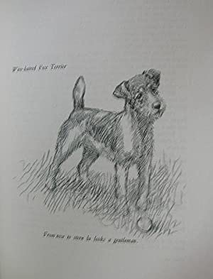 NOTHING BUT DOGS: Barker, K. F.