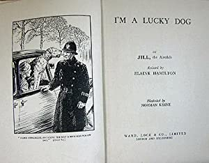 I'M A LUCKY DOG: Jill, the Airedale,