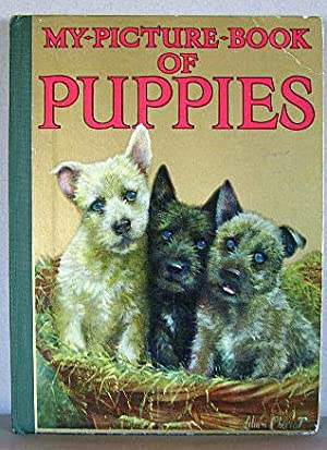 MY PICTURE BOOK OF PUPPIES: Pope, Jessie