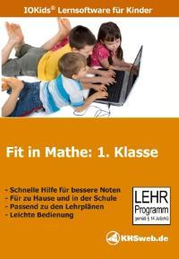 Fit in Mathe: 1. Klasse - Ballin, Dieter
