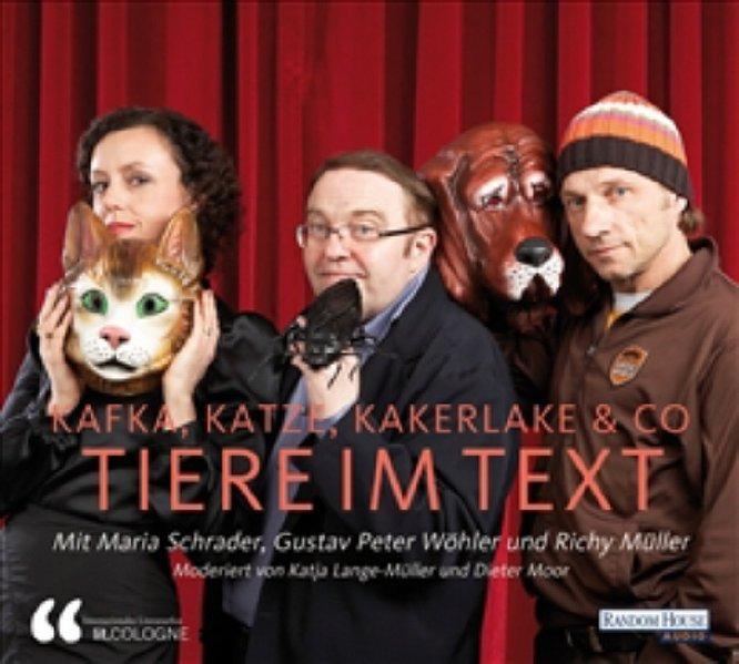 Kafka, Katze, Kakerlake & Co.: Tiere im Text - lit.COLOGNE