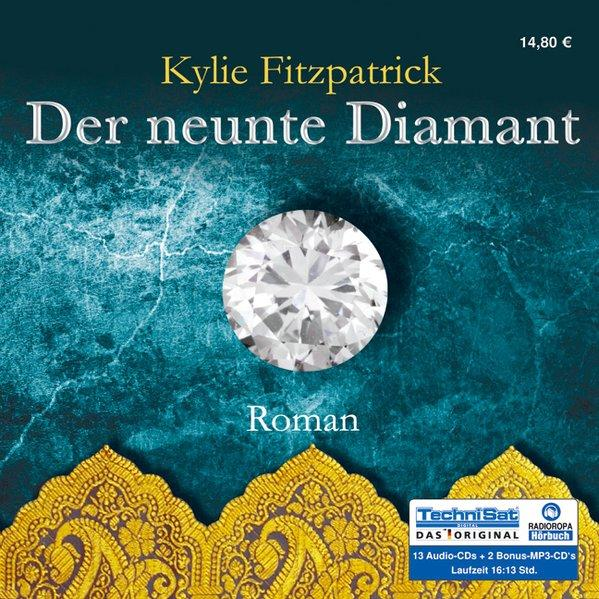 Der neunte Diamant 13 CDs + 2 Bonus MP 3 - Fitzpatrick, Kylie