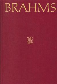 Johannes Brahms: Thematisch-Bibliographisches Werkverzeichnis: L. McCorkle, Margit: