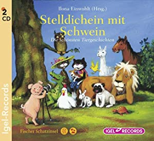 Stelldichein mit Schwein: Die schönsten Tiergeschichten: Krüss, James, Elisabeth