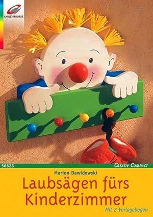 Laubsägen fürs Kinderzimmer: Dawidowski, Marion: