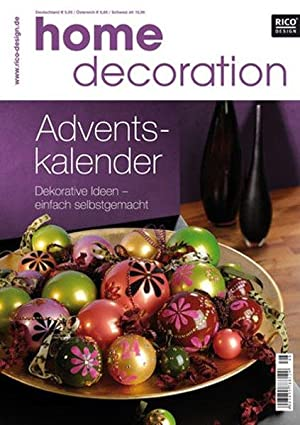 Adventskalender: Dekorative Ideen einfach selbstgemacht (Home Decoration)