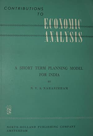 A Short Term Planning Model for India.