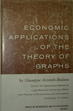 Economic Applications of the Theory of Graphs.