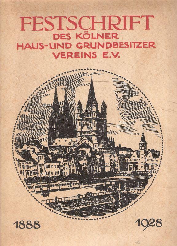 Haus- Und Grundbesitzerverein Köln