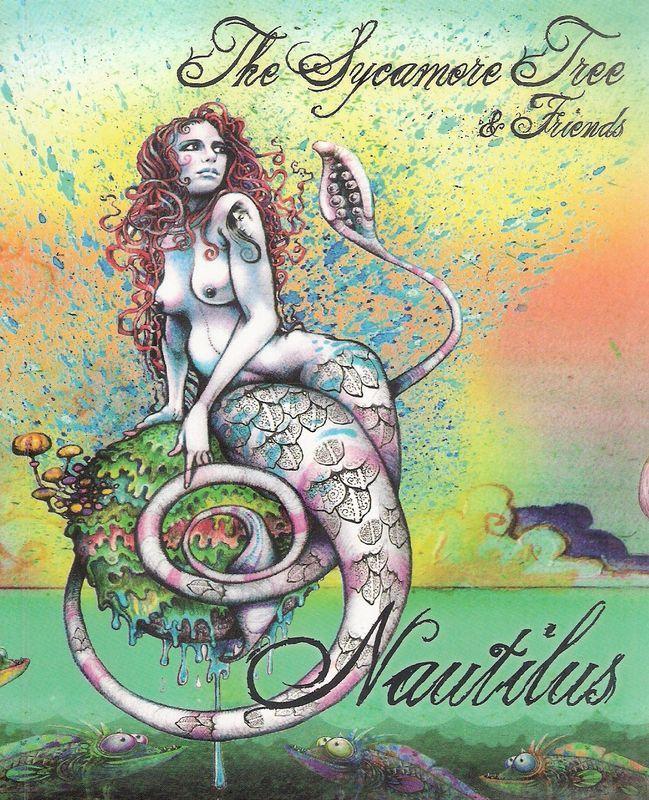 Nautilus. (Fantastic Sea Folk und elf Meerchen).: Aster, Christian von
