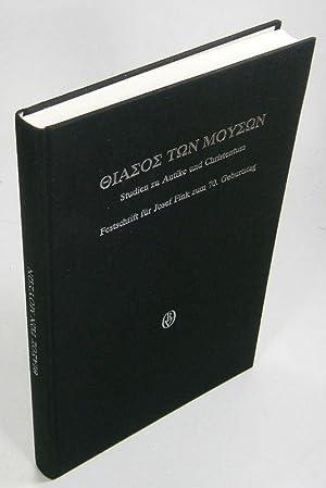 Thiasos ton Mouson. Studien zu Antike u.: Ahrens, Dieter (Hrsg.)