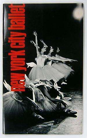 New York City Ballet 1964-1965.: Leabo, Karl (Design