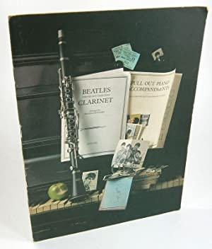 Beatles Clarinet. Themes and Variations. (+ Pull Out Piano Accompaniments. Included for Duets or ...