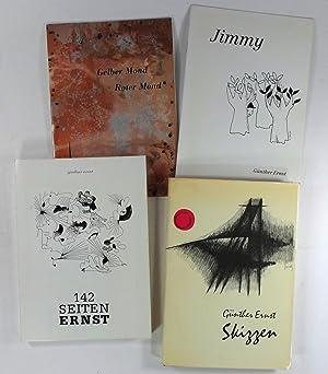 4 Titel: Skizzen + Jimmy + 142: Ernst, Günther: