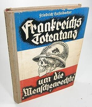 "Frankreichs Totentanz um die ""Menschenrechte"". La République: Hasselbacher, Friedrich:"