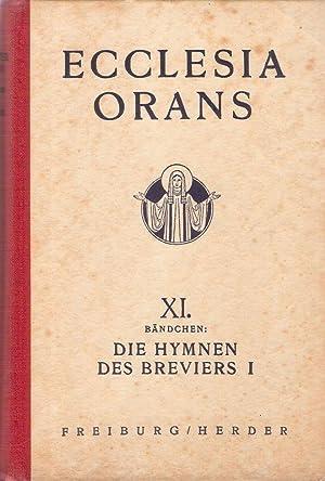 Die Hymnen des Psalteriums, des Proprium de: Rosenberg, Hans (Hrsg.):