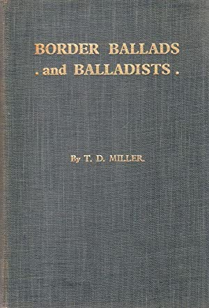 Border Ballads and Balladists.