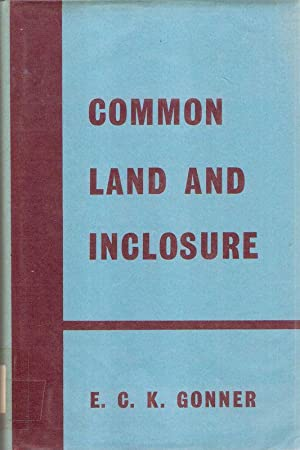 Common land and inclosure.