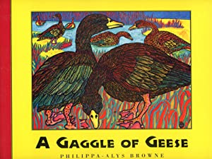 A Gaggle of Geese: The Collective Names of the Animal Kingdom