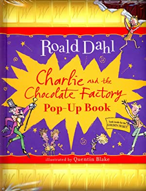 Charlie and the Chocolate Factory: Pop-Up Books