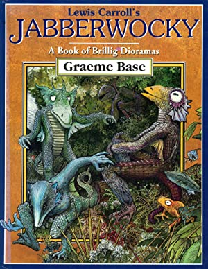 Lewis Carroll's Jabberwocky: A Book of Brillig Dioramas