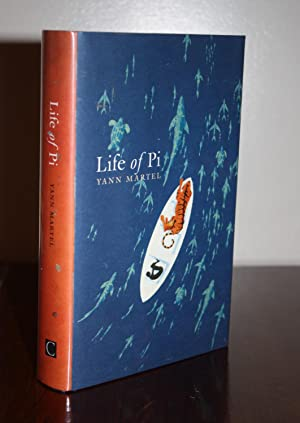 LIFE OF PI [SIGNED UK 1st / 1st]: YANN MARTEL