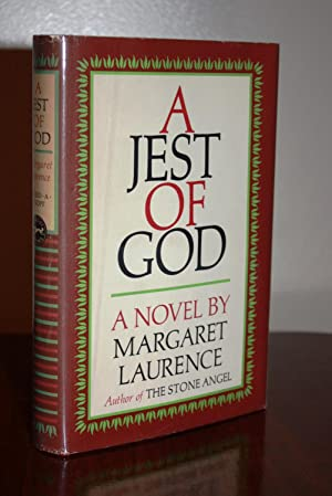 A JEST OF GOD {Signed}: Margaret Laurence