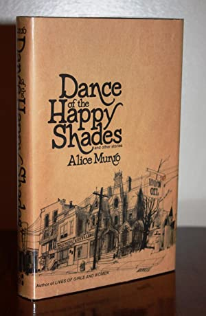 alice munro dance of the happy shades review