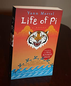 LIFE OF PI {SIGNED Early Printing}: YANN MARTEL
