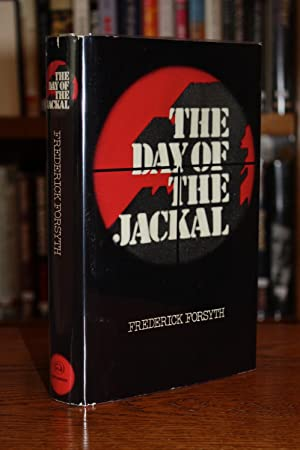 The Day of the Jackal [SIGNED BRITISH 1ST/1ST]: Forsyth, Frederick