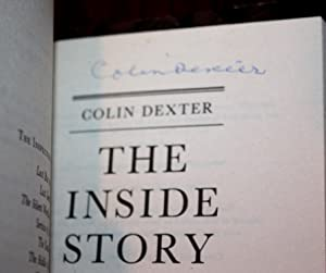THE INSIDE STORY - and - AS GOOD AS GOLD and other stories including Morse's Greatest Mystery ...