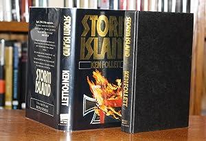 Storm Island [SIGNED BRITISH 1ST/1ST]: FOLLETT, Ken