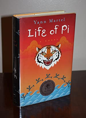 LIFE OF PI {Signed True 1st printing,: YANN MARTEL