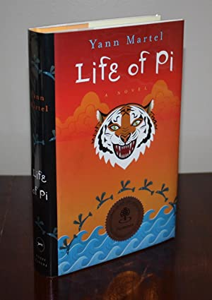 LIFE OF PI {Signed, Doodled}: YANN MARTEL