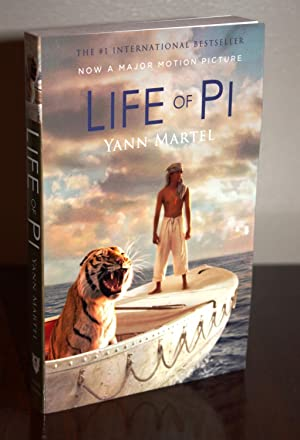 Life of Pi [SIGNED] Movie Tie-in Edition: YANN MARTEL