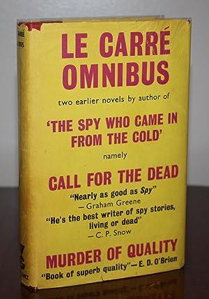 LE CARRE OMNIBUS {SIGNED} - The Spy: John Le Carre