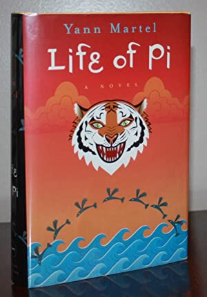 LIFE OF PI {Signed, Lined, Doodled, True: YANN MARTEL