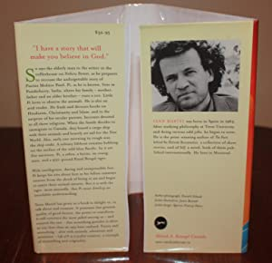 LIFE OF PI {Signed, Lined, Doodled, True 1st printing, with Event Poster}: YANN MARTEL