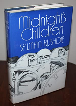MIDNIGHT'S CHILDREN [SIGNED]: Salman Rushdie