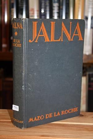 Jalna [SIGNED 1ST/1ST]: Mazo de la Roche