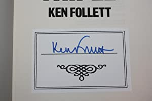 Triple [SIGNED BRITISH 1ST/1ST]]: Ken Follett