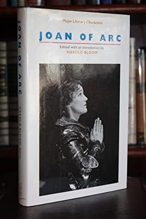 JOAN OF ARC - Major Literary Characters {First Printing}: Harold Bloom