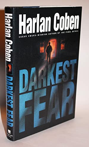 DARKEST FEAR {SIGNED 1st Edition 1st Printing}: HARLAN COBEN