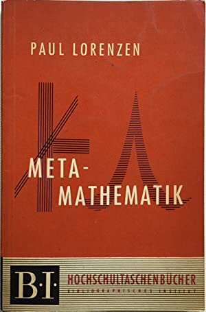Meta-Matematik: Paul Lorenzen
