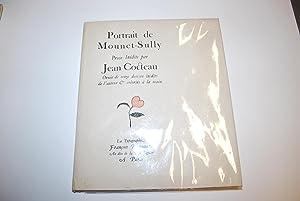 Portrait De Mounet - Sully. Prose Inédite: Cocteau, Jean