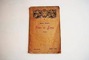 Flors De Sang. Poesies. Llibre Primer.: Mestres, Apeles